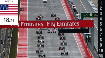 Regarder Grand Prix automobile des États-Unis 2016 en direct