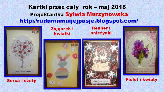 31 maj - kartki u Ani