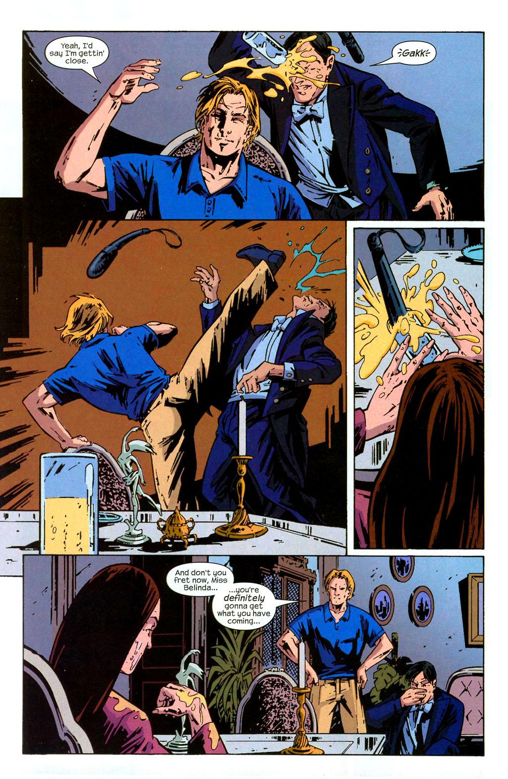 Hawkeye (2003) Issue #2 #2 - English 19