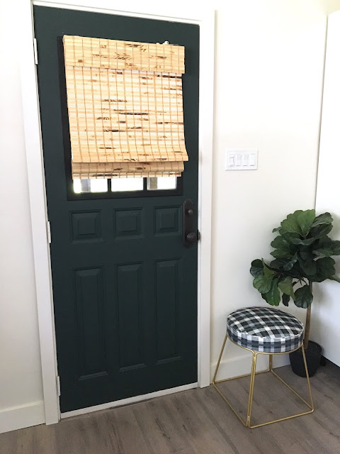 Installing-new-door-hardware-makeover