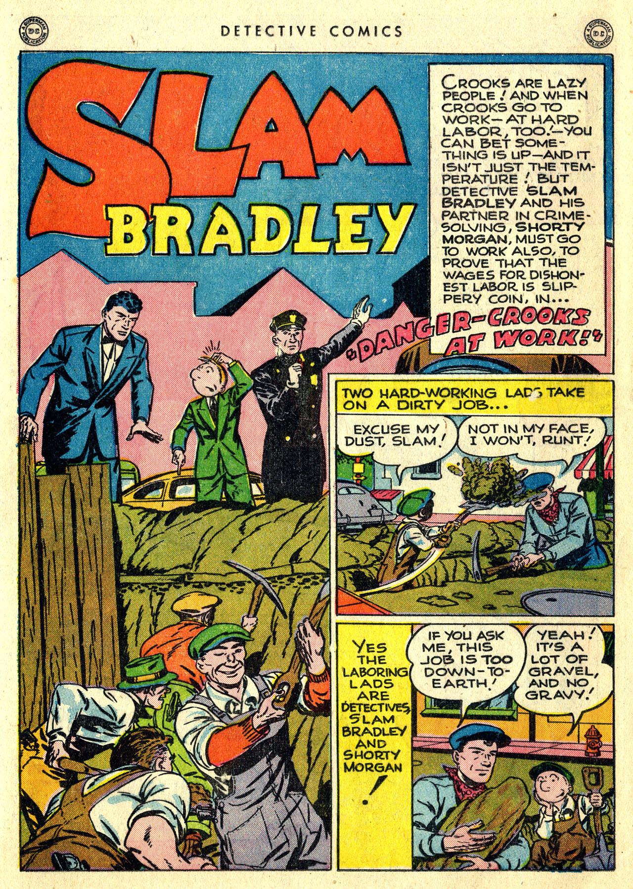 Read online Detective Comics (1937) comic -  Issue #119 - 16