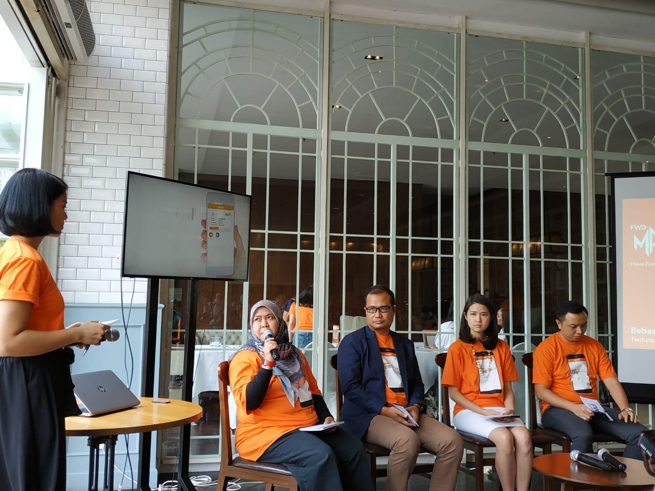 Peluncuran eMedical Card, Kartu Kesehatan Digital Pertama di Indonesia oleh FWD Life