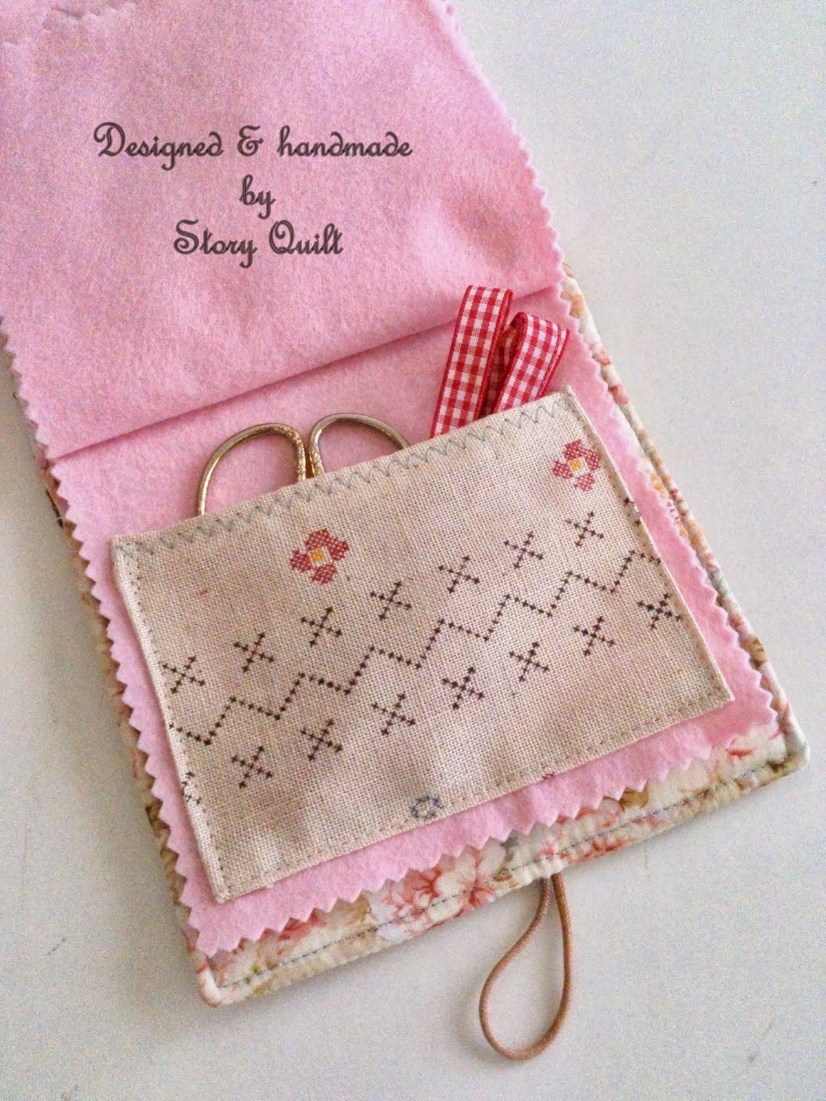 Welcome to Story Quilt: Zakka style needle book PDF sewing ...
