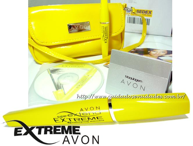 Máscara Avon Super Extend Extreme