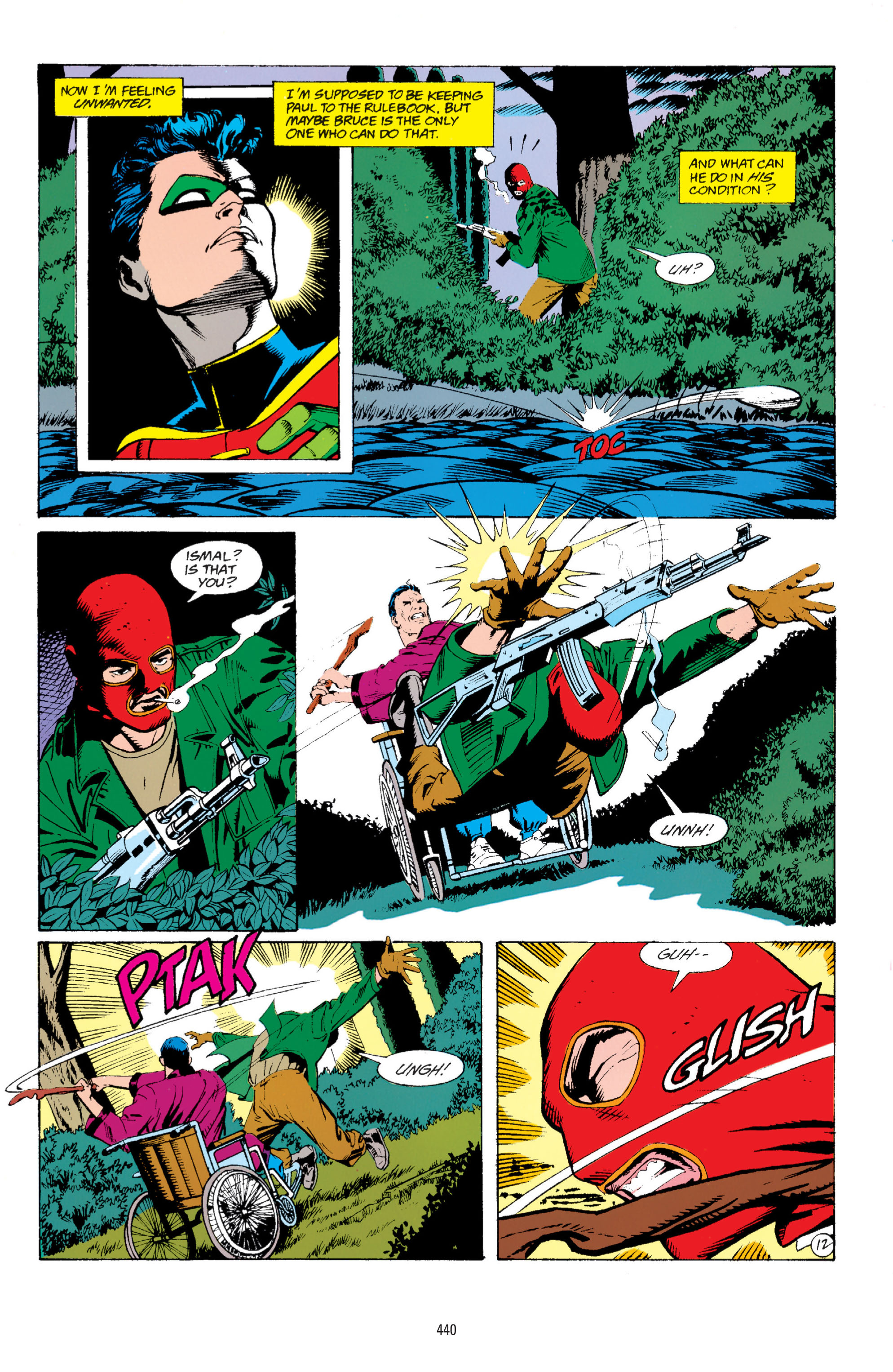 Detective Comics (1937) 665 Page 11