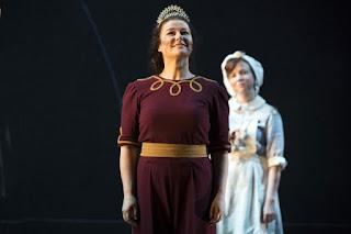 Carolyn Dobbin - Handel Xerxes - English Touring Opera - ® Richard Hubert Smith