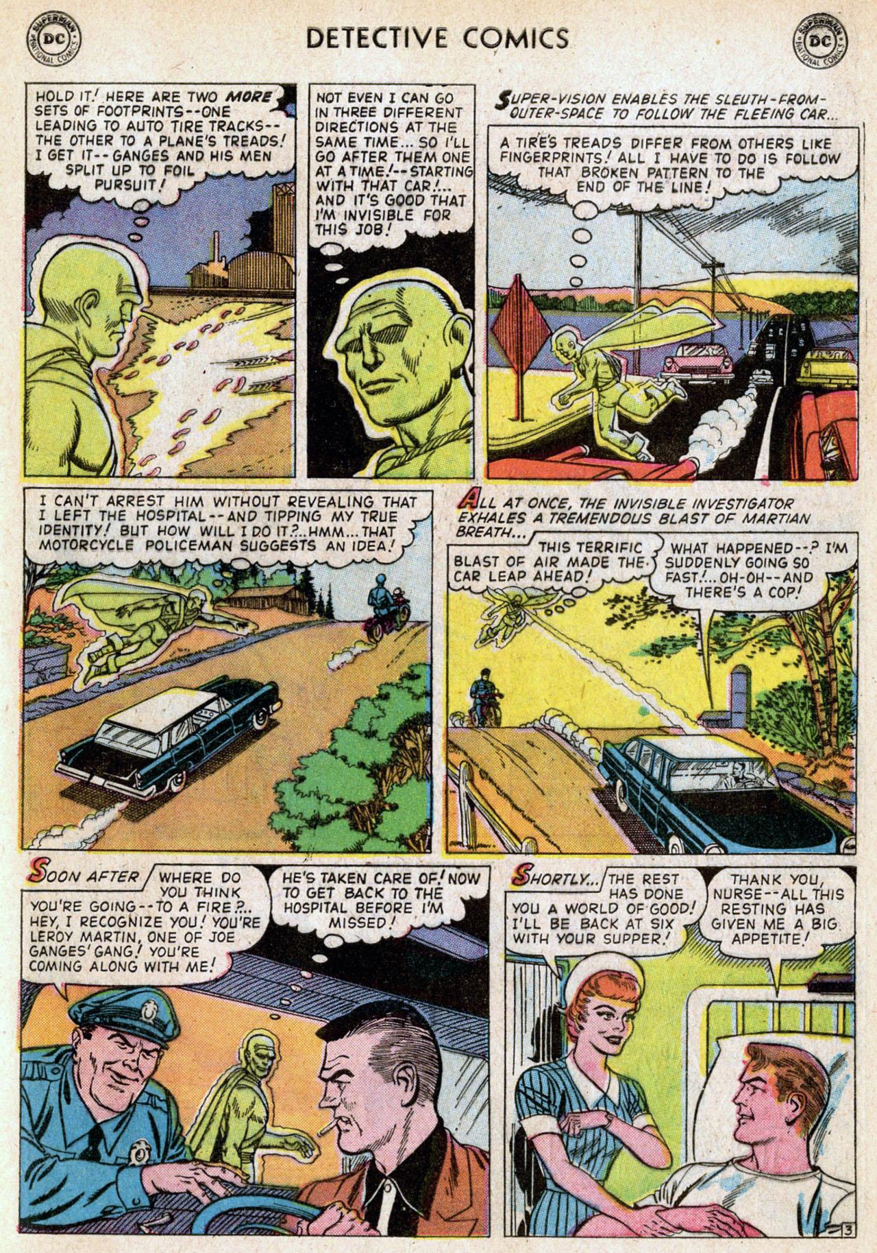 Read online Detective Comics (1937) comic -  Issue #250 - 27