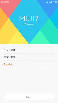 MIUI 7.5.8.22 Screenshots