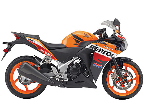 Gambar Motor Honda 2013 CBR250R Motorcycle Insurance