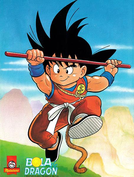 Posters Dragon Ball Matutano 1