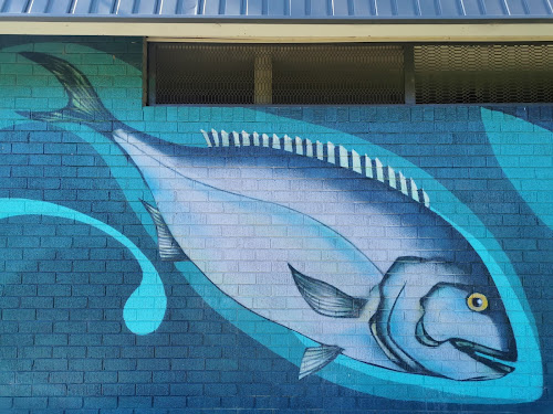 Street Art in Cartwright Sydney