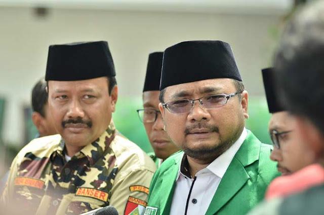 Yaqut Tuding Kelompok Radikal Terkonsolidasi di Riau, MUI Riau Tuntut Minta Maaf