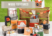 Look more closely at the Wood Textures Product Suite by Stampin' Up!
