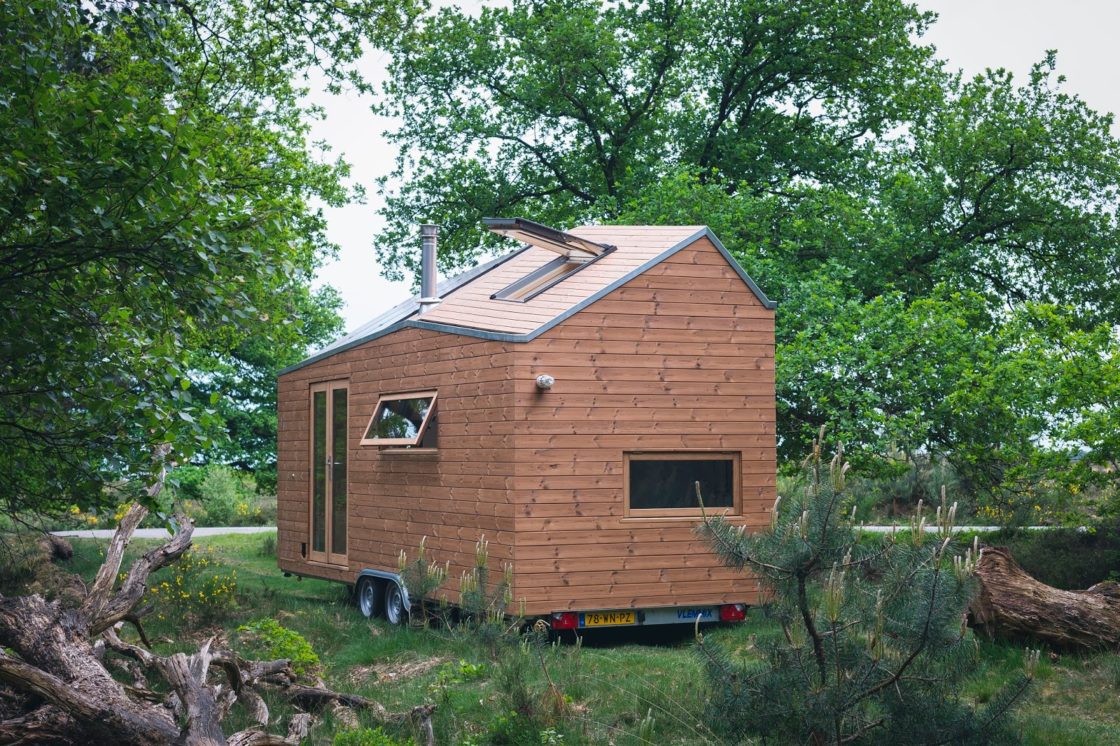 Tiny House Town The Netherland S First Legal Tiny House