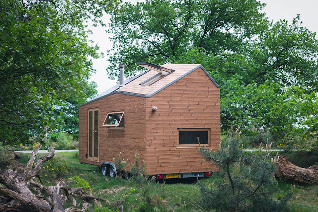 Netherlands tiny house