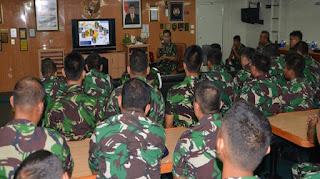 Inspeksi KRI Banda Aceh-593