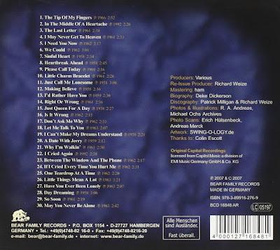 Wanda Jackson - The Ballads Of (BCD  2006)