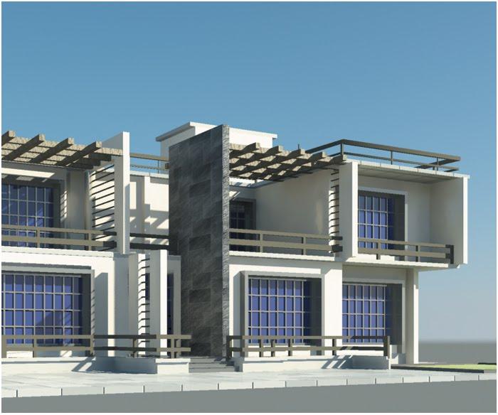 Architecture 3D Design, Architecture 3D Interpretation