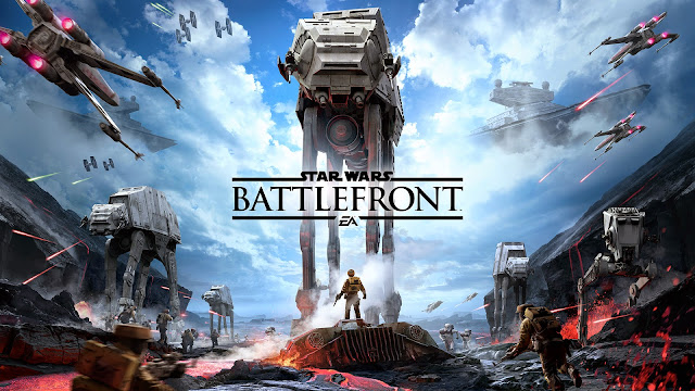 EA Star Wars Battlefront Free Wallpaper