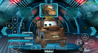 Download Cars 2 CSO ISO PSP PPSSPP