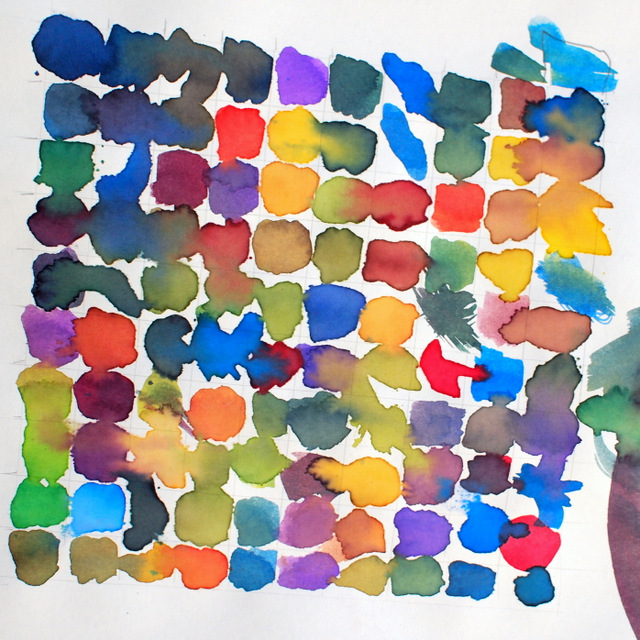 100 Color Challenge- See what 100 looks like with this great math and art activity for preschoolers and kindergarters!