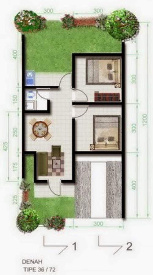 denah+rumah+minimalis+1+lantai+2+kamar 11