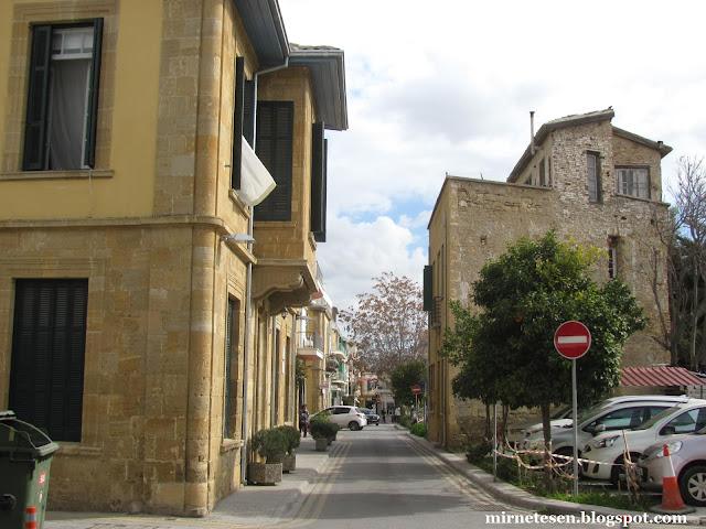 Греческая Никосия