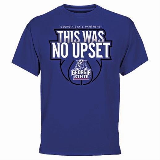 GSU, Georgia State Panthers NCAA Tournament T-Shirt