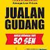 29 April - 8 May 2016 Mr DIY Jualan Gudang