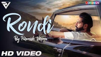 Rondi – Parmish Verma Download Full HD Video