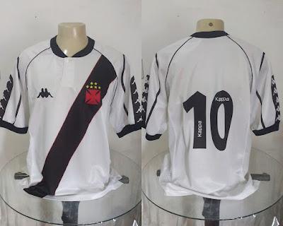 5647ca79a2 Camisa Oficial do Club de Regatas Vasco da Gama - 1999