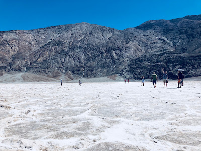 Death Valley - Badwater Basin.