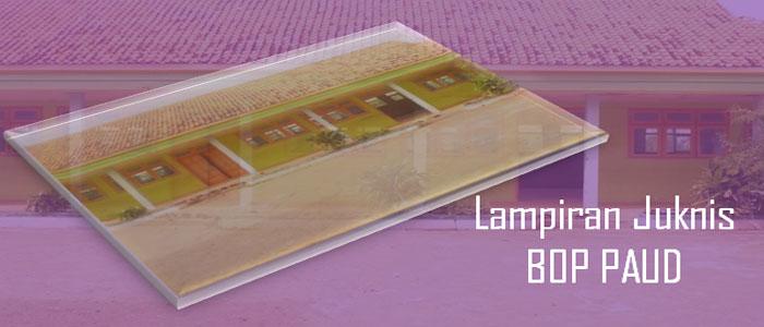 Download Lampiran Juknis BOP PAUD Format Word Excel