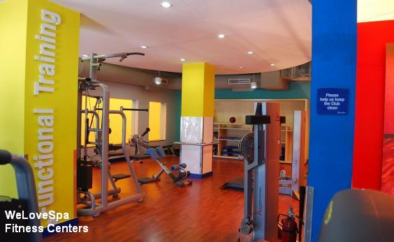 Best Fitness Centers