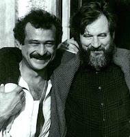 Claudio Naranjo y Guillermo Borja