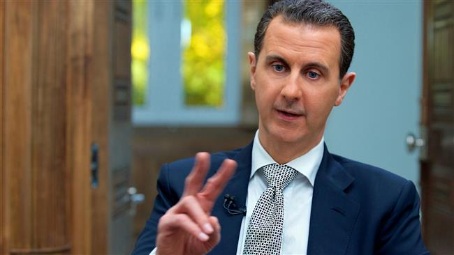 I'm sure worst of crisis is behind us, says Syria's Assad