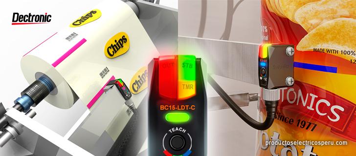 Sensor fotoelectrico - Autonics Peru