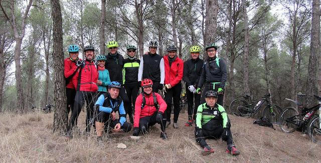 AlfonsoyAmigos - Rutas Mtb - Alcalá de Henares