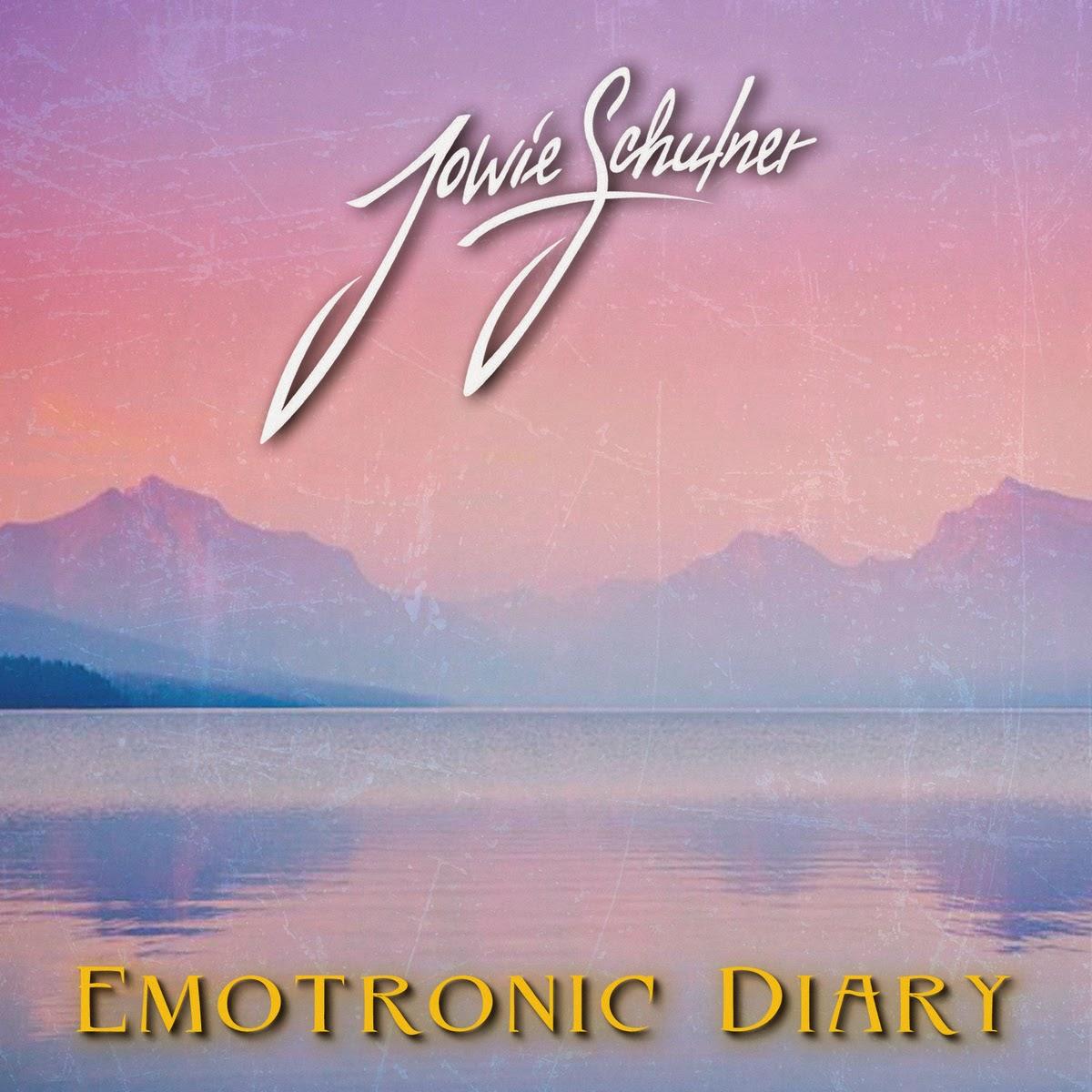 Jowie Schulner - Emotronic Diary
