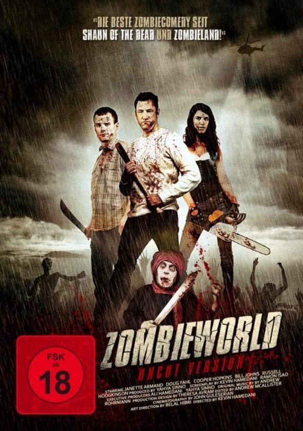 zombieworld film