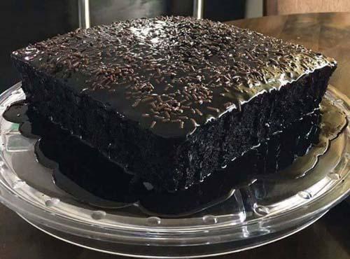 Resepi Kek Coklat Moist Versi Bakar!!