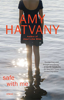 Cover art for Safe With Me by Amy Hatvany