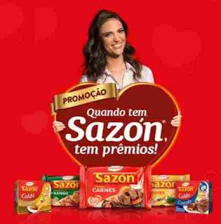 Ganhadores Promoção Sazon 30 Anos Amor