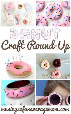 donut craft round up