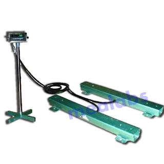 Portable Weighing Beam ANP