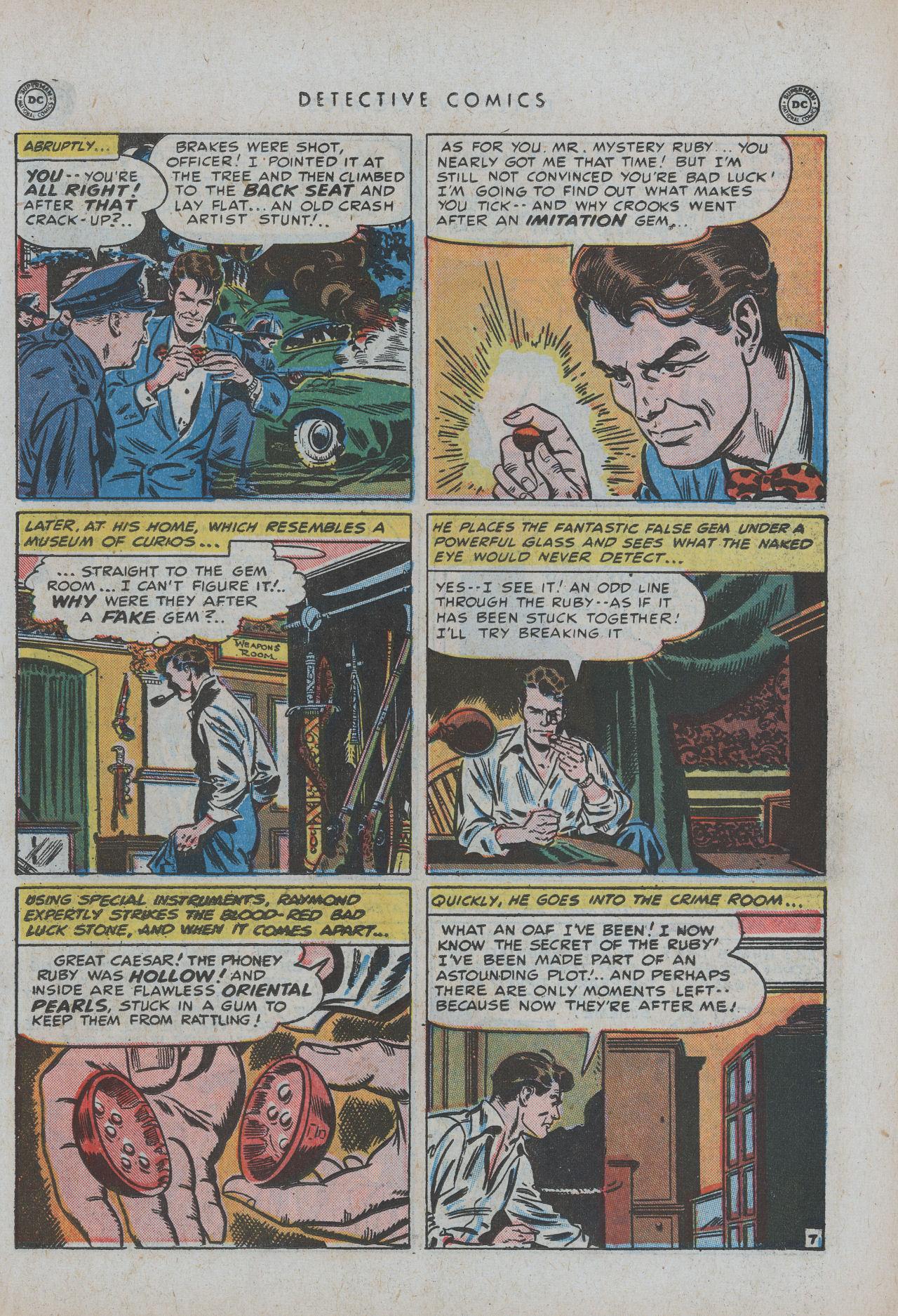 Read online Detective Comics (1937) comic -  Issue #154 - 23