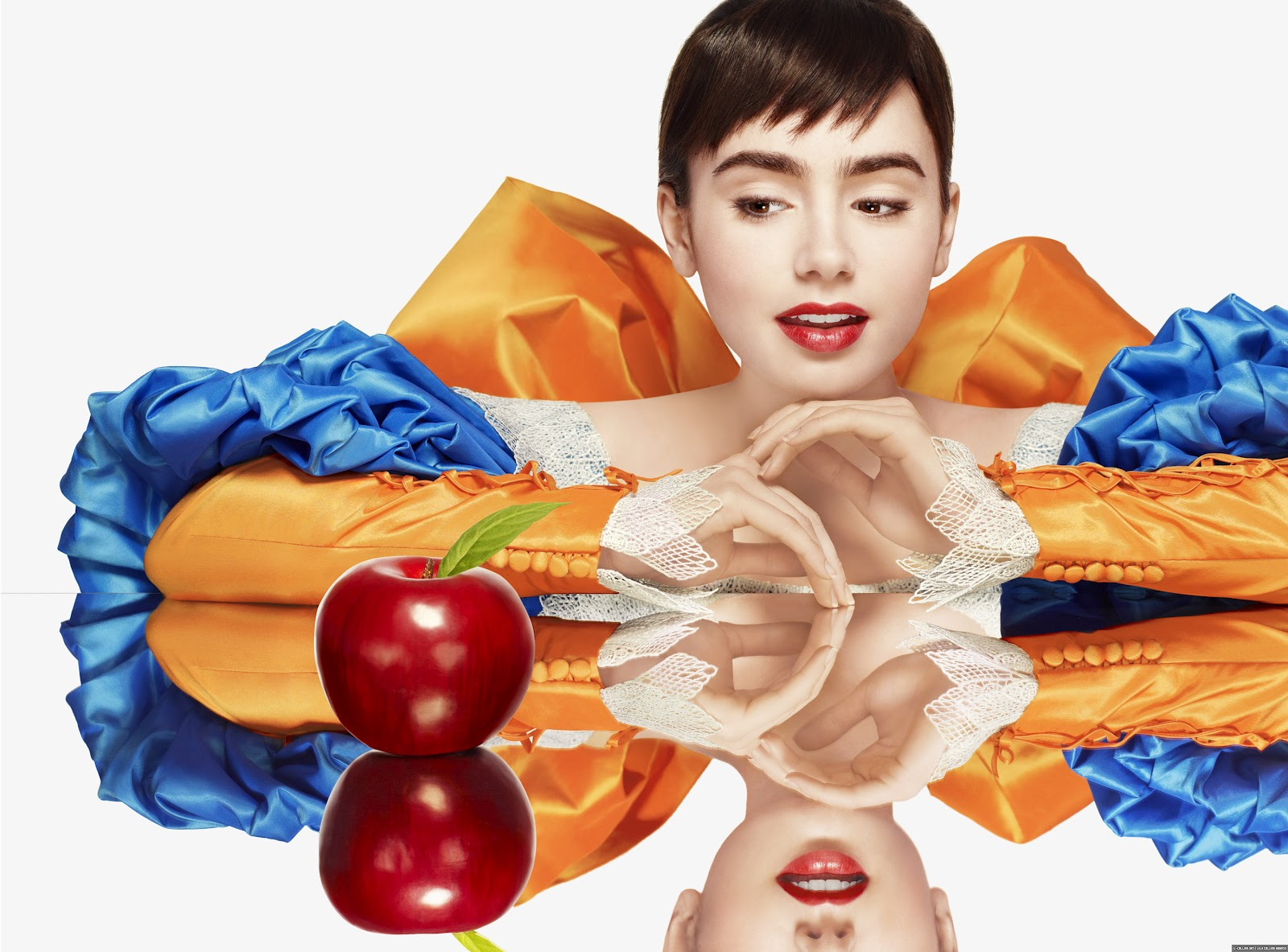 Mirror Mirror 2012 Vibrant And Sweet Re Telling Of Snow White Finding Wonderland