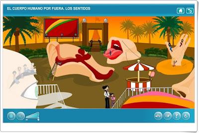 http://www3.gobiernodecanarias.org/medusa/contenidosdigitales/programasflash/Agrega/Primaria/Conocimiento/Sentidos/index.html