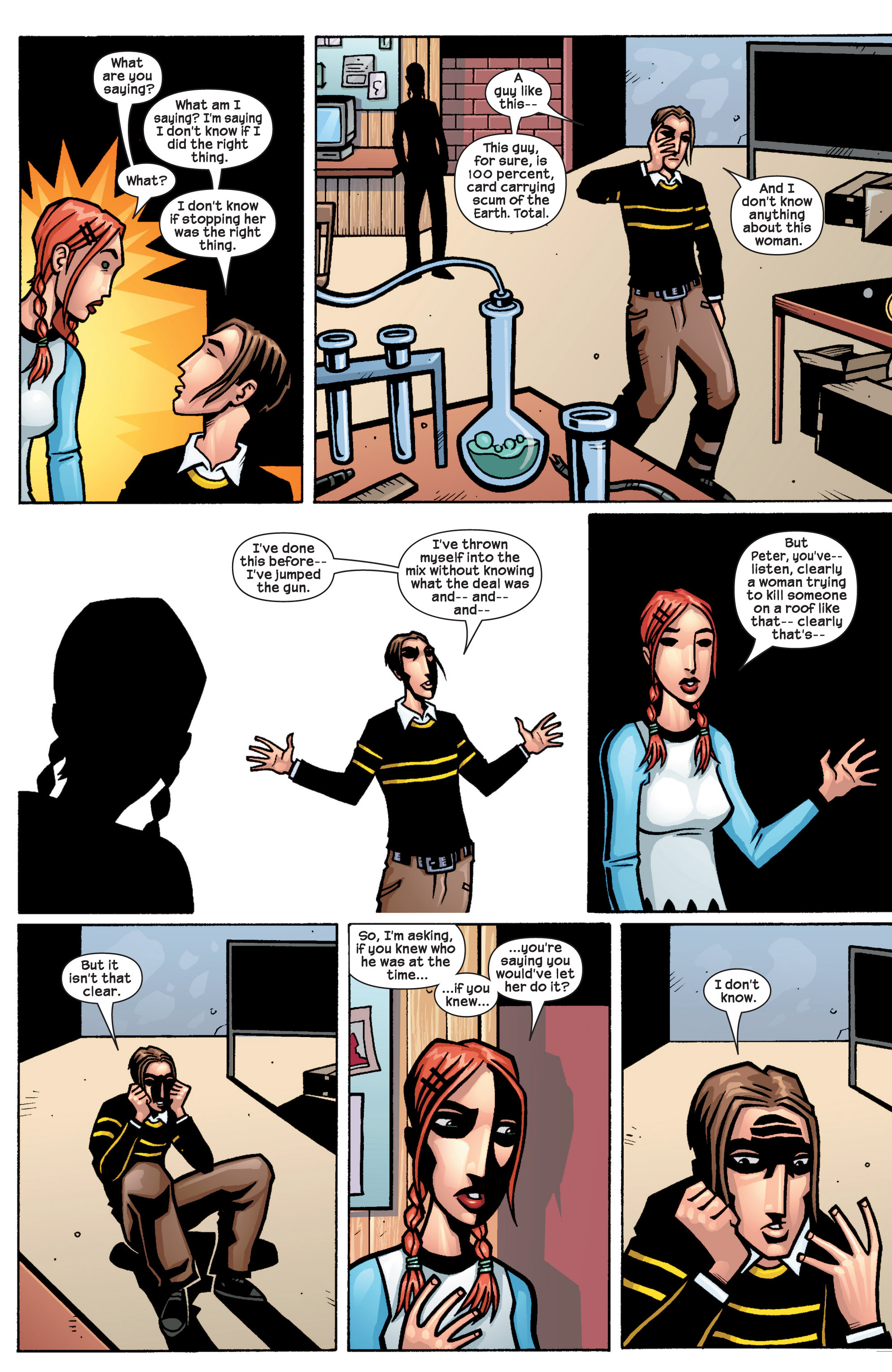 Read online Ultimate Spider-Man (2009) comic -  Issue #150 - 58