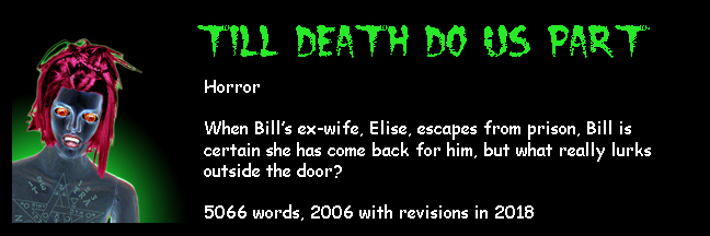 Banner Link for Gori Suture's horror short story Till Death Do Us Part